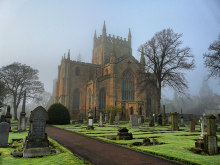 Dunfermline Abbey, Fife © Marc Curran
